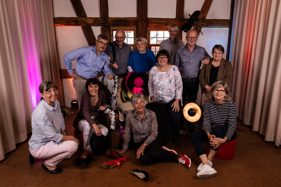 Gruppenbild KfS-Team